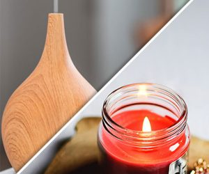 Diffusers vs Candles