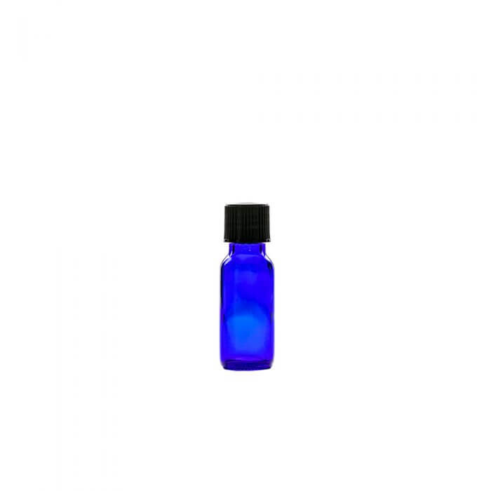 Apothecary Bottles – .5oz Glass With Cap