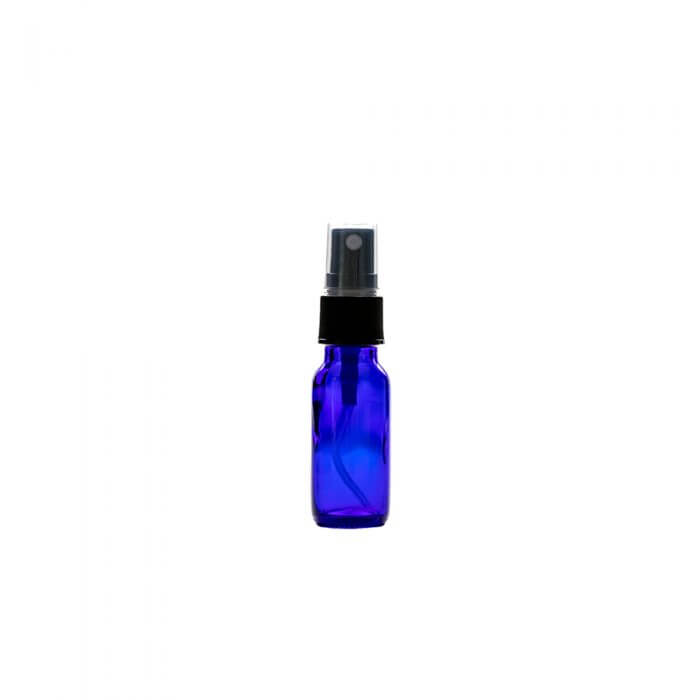 Apothecary Bottles – .5oz Glass With Spray