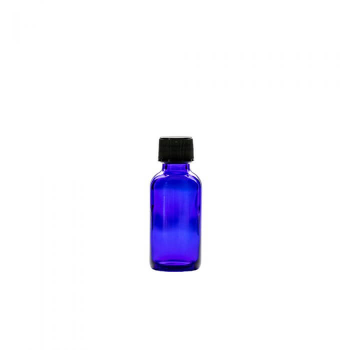 Apothecary Bottles – 1oz Glass With Cap