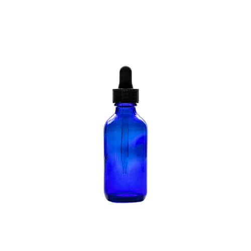 Apothecary Bottles – 2oz Glass Dropper Bottle