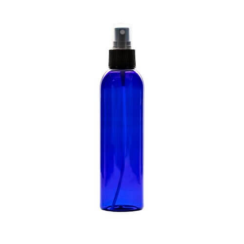 Apothecary Bottles – 6oz Plastic With Spray