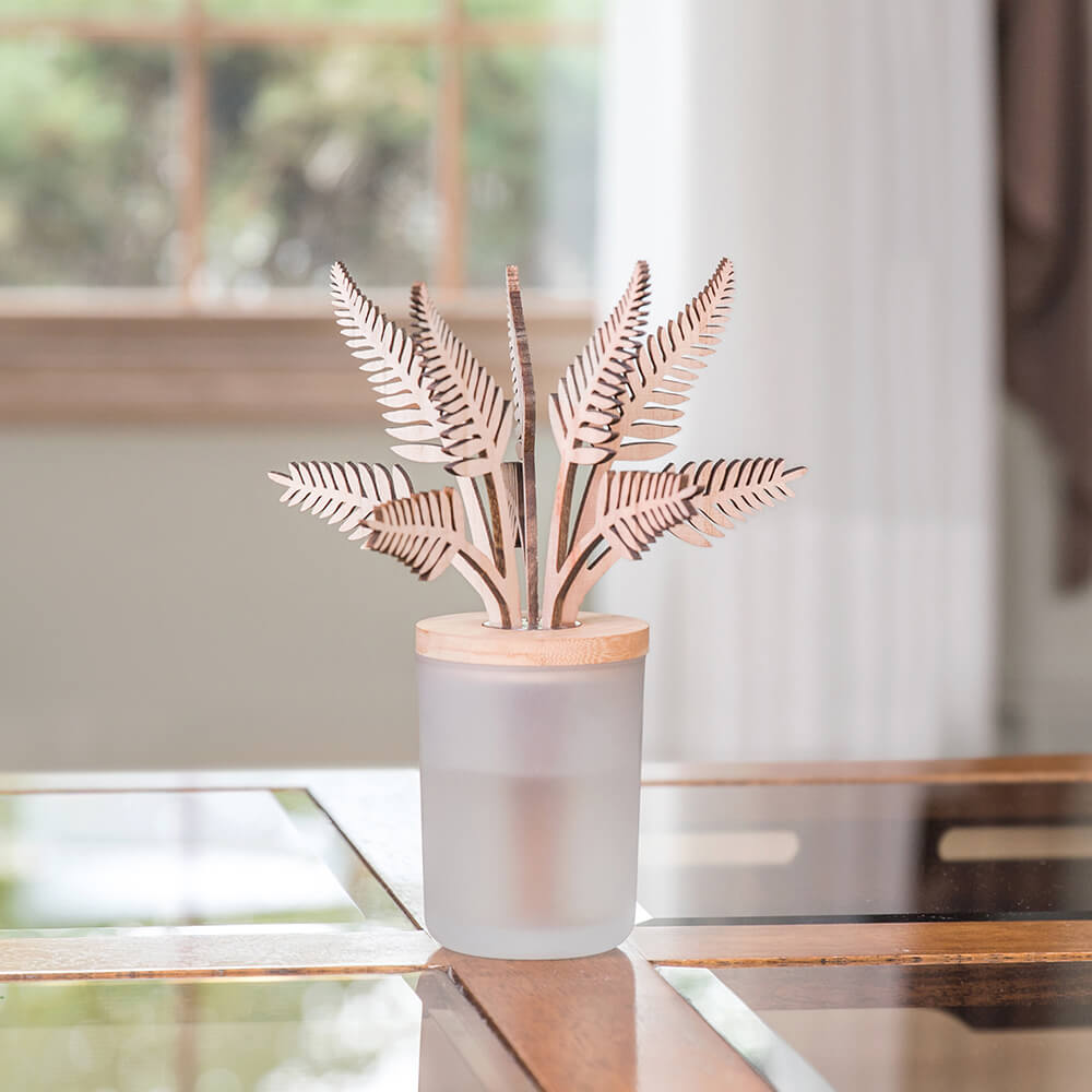 Cedar Citrus Forestations Reed Diffuser - On Table Top