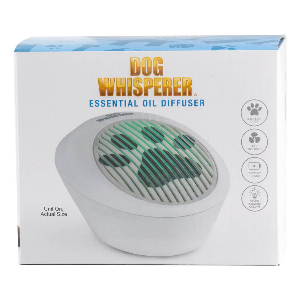 Dog Whisperer Zephyr Essential Oil Diffuser Box