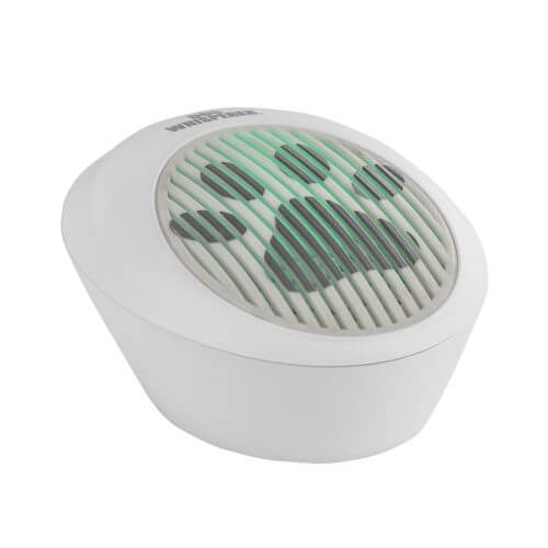 Dog Whisperer Zephyr Pet Diffuser turned on
