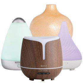 Ultrasonic Essential Oil Diffusers