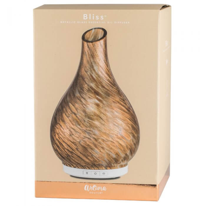 BlissGold Essential Oil Diffuser In Package