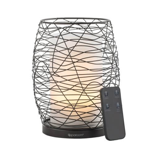 Enlighten Ultrasonic Essential Oil Diffuser with Oil Power On