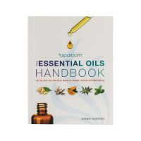 Essential Oil Handbook Front Cover