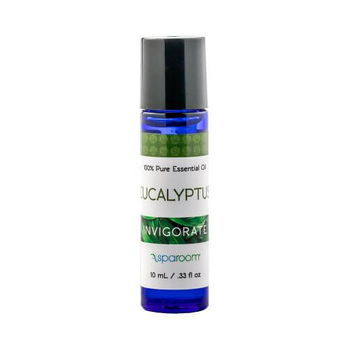 10mL Eucalyptus Essential Oil Closed Bottle