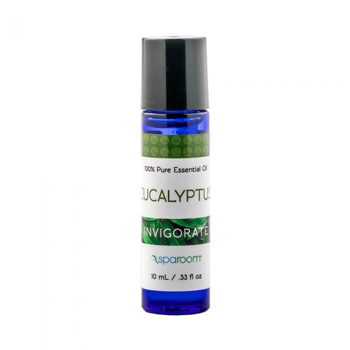 Eucalyptus 10ml Essential Oil Bottle