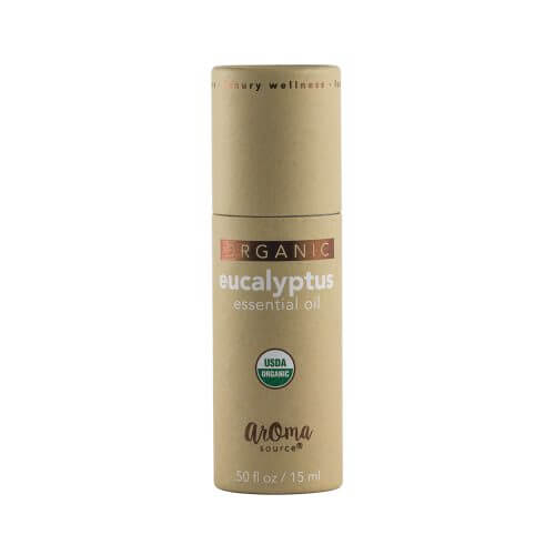 Eucalyptus 15ml Essential Oil Tube