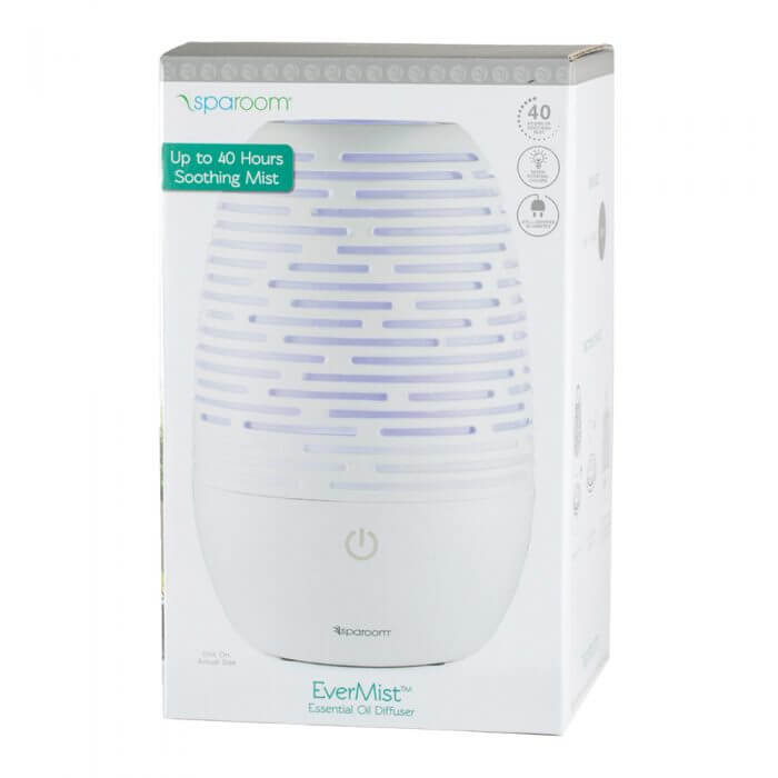 EverMist Essential Oil Diffuser In Package