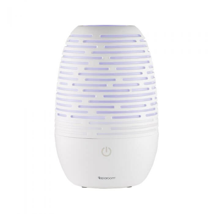 EverMist Essential Oil Diffuser with Power On