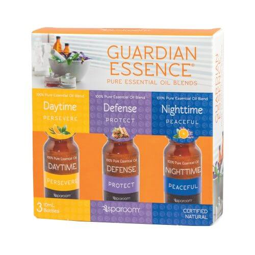Guardian 3 Pack Essential Oil Package