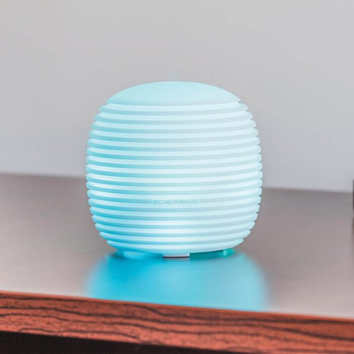 Halo Essential Oil Diffuser on Table