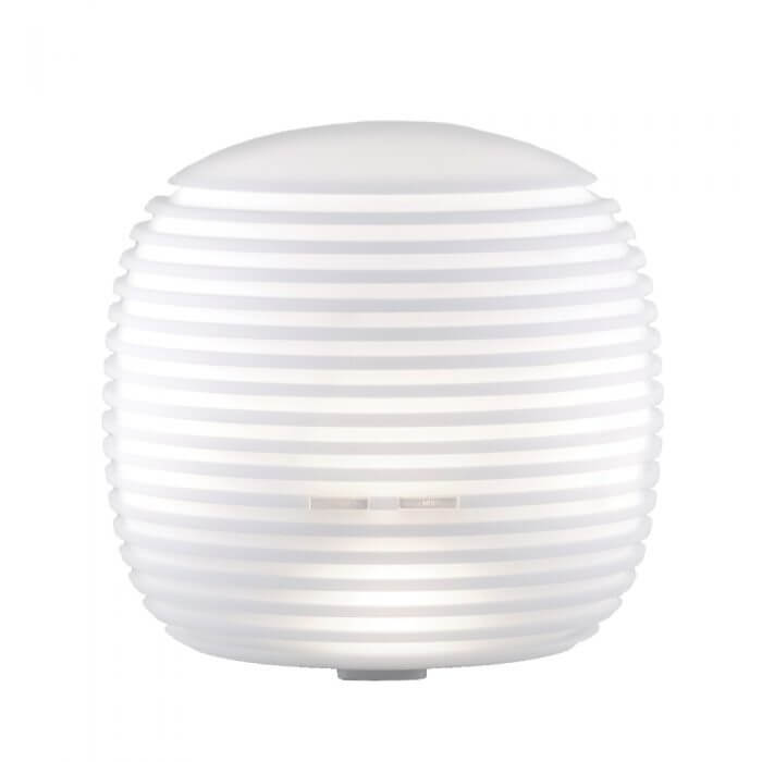 Halo Essential Oil Diffuser with Power On