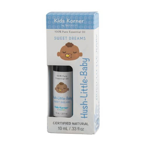 Hush Little Baby 10mL Kids Korner Essential Oil Box
