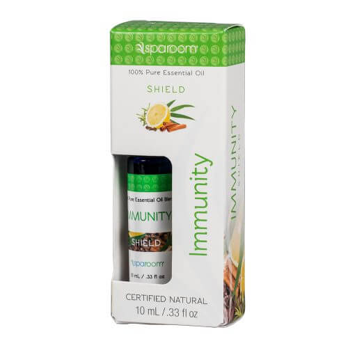 Immunity 10ml Essential Oil Box