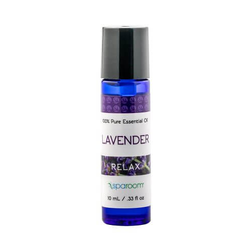 Lavender 10ml Essential Oil Bottle