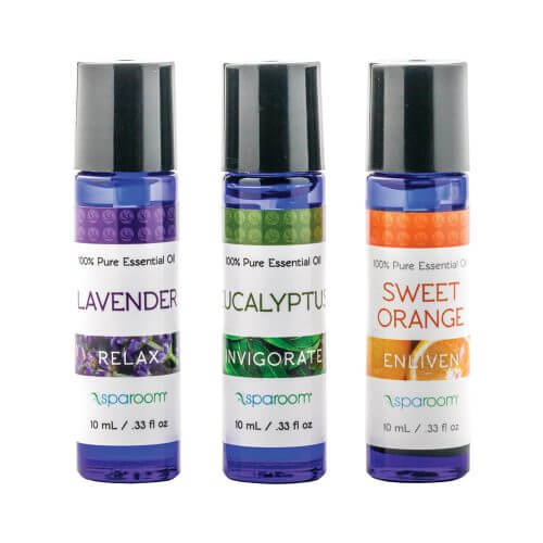 Lively 3 Pack Essential Oil All Three Scents