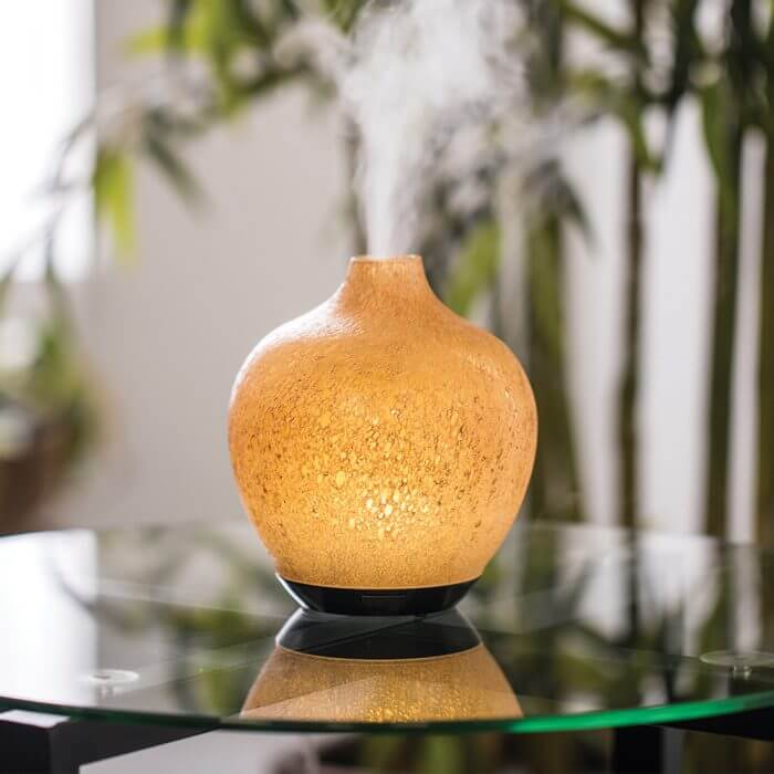 Lumiere Essential Oil Diffuser on Table