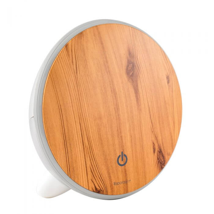 Lunar Essential Oil Diffuser with Power Off