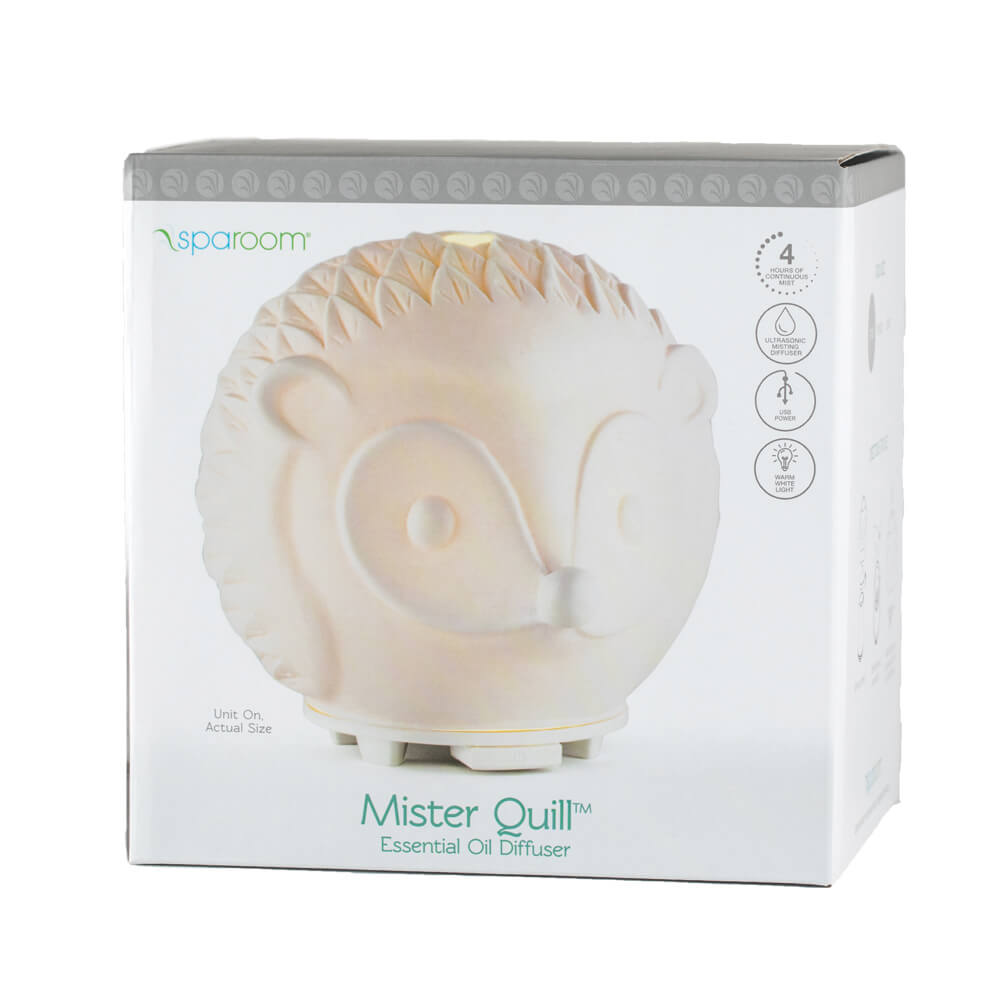Mr.Quill Essential Oil Diffuser In Package