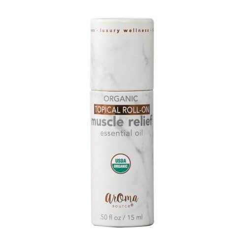 Muscle Relief Organic Roll On Tube