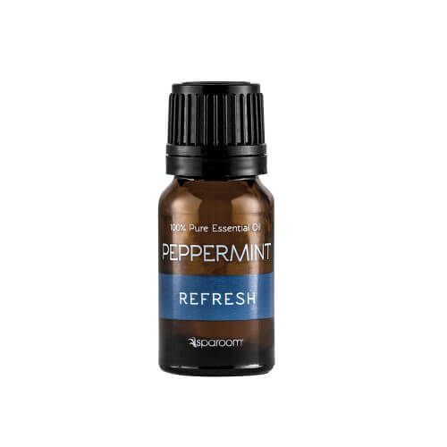 Peppermint Single 10mL Essential Oil Bottle