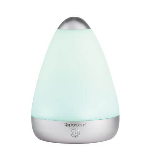 PureMist Essential Oil Diffuser with Power On
