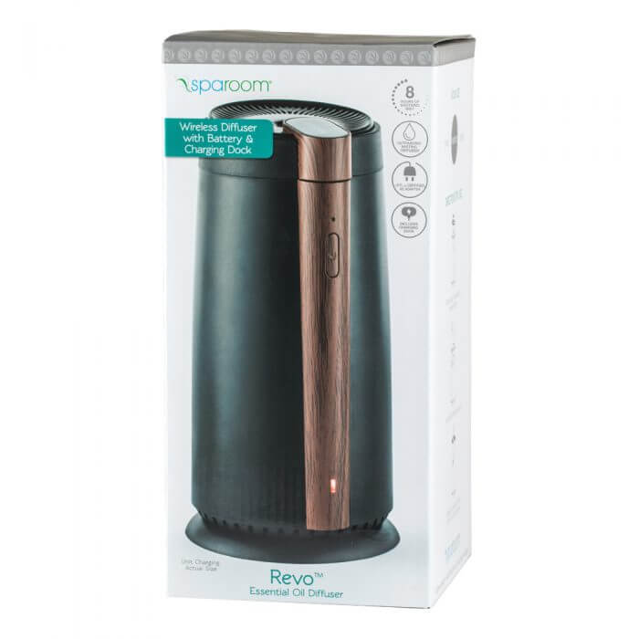 Revo Essential Oil Diffuser In Package