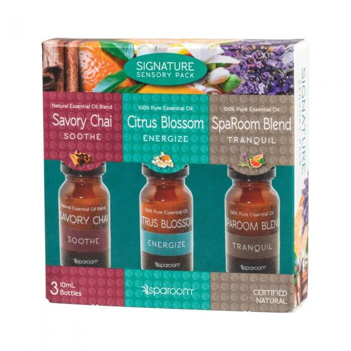 Signature 3 Pack Essential Oil Package
