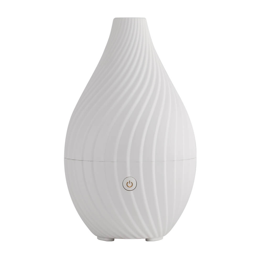 Spirale Essential Oil Diffuser with Power On