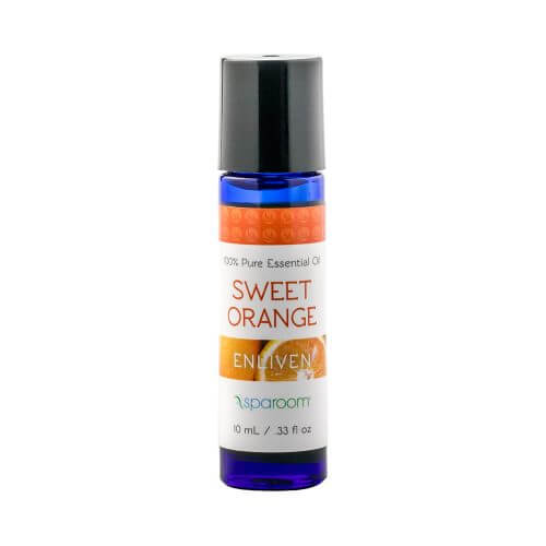 Sweet Orange 10ml Essential Oil Bottle