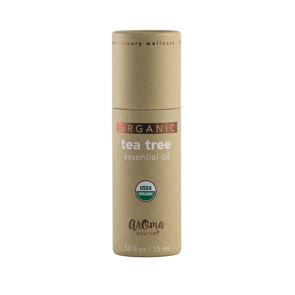 TeaTree 15ml Organic Essential Oil Tube