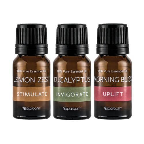 Vitality 3 Pack Essential Oil All Three Scents