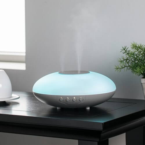 Troika Essential Oil Diffuser on table