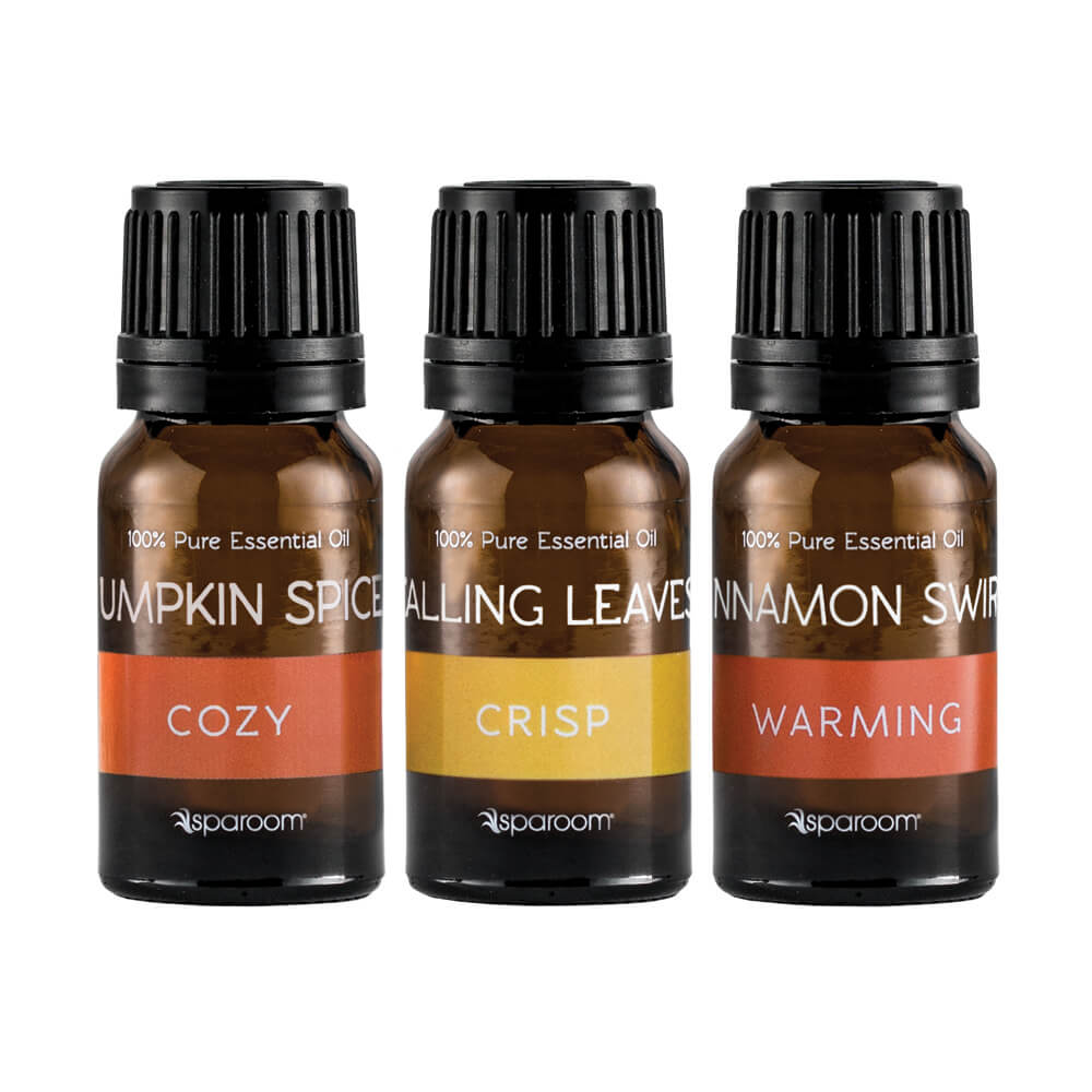 Harvest 3 Pack Essential Oil All Three Scents