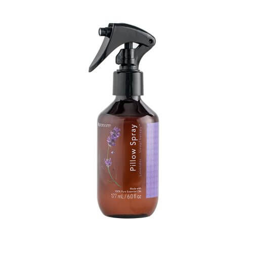 Lavender Essential Oil Pillow Spray 177mL Bottle ready to spray