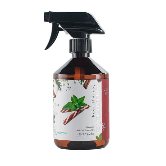 Peppermint Kiss Essential Oil Room Spray