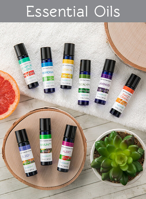 Shop By Category Essential Oils