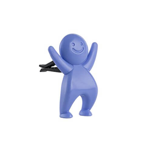 Smellies - Car Air Freshener - Lavender Field Little Man