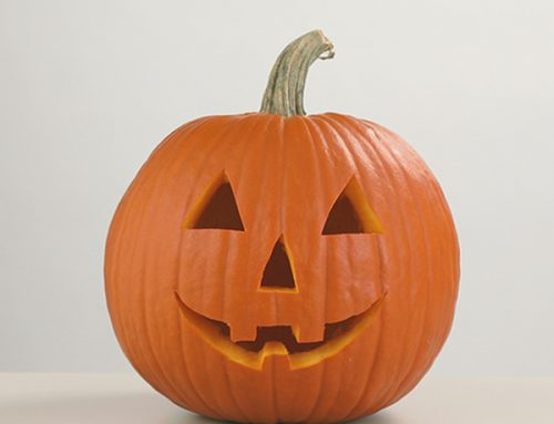 Essential Oils Help Preserve Your Jack-o-Lantern