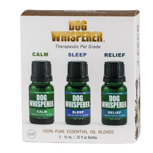 Dog Whisperer 3-Pack Essential Oil Box