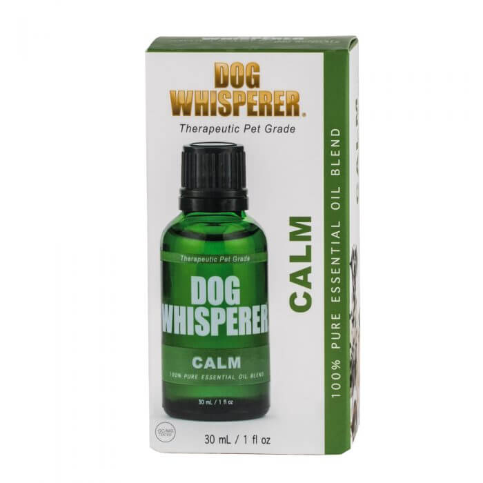Dog Whisperer 30mL Essential Oil Calm Box