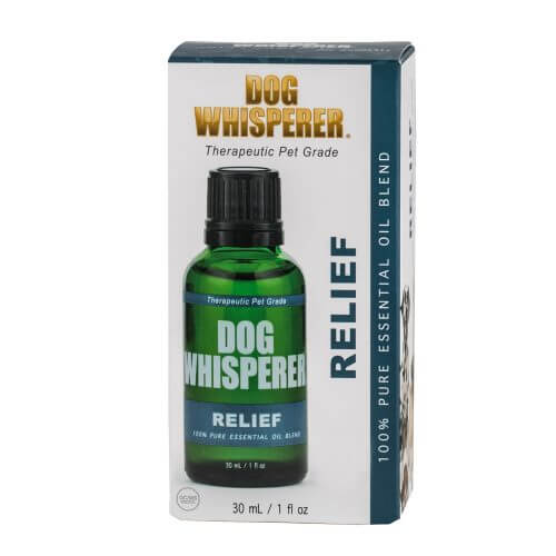 Dog Whisperer 30mL Essential Oil Relief Box