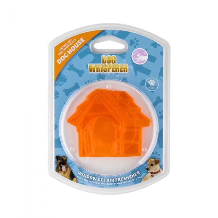 Gel Air Freshener >> Dog Whisperer Dog House Window Gel Air Freshener