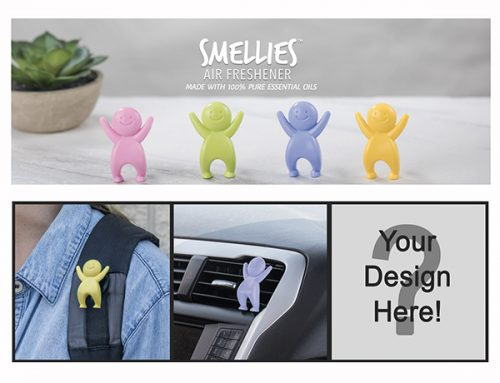 Design Your Own Smellies™ Air Freshener!