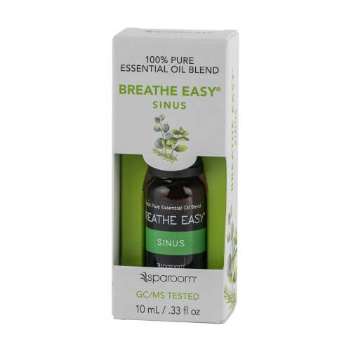 Breathe Easy Blend Essential Oil 10mL - Package Front